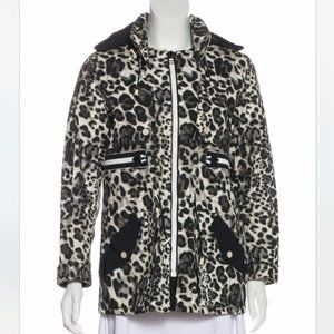 SANDRO printed jacket